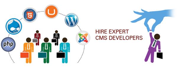 Hire CMS devloper-hire